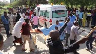 Ikọlu Somalia