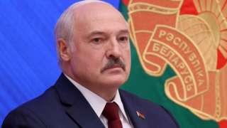 Belarus President Alexander Lukashenko, 9 Aug 21