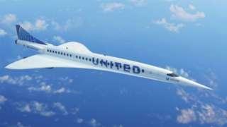 """新的""""前奏曲""""(Overture)超音速飛機將由位於美國丹佛的布姆( Boom)公司生產"""