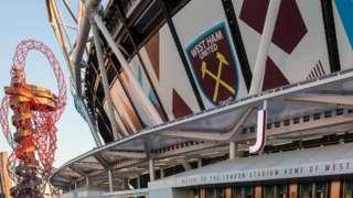 West Ham United's London Stadium home