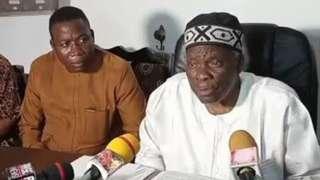 Igboho pẹlu Baba Akintoye