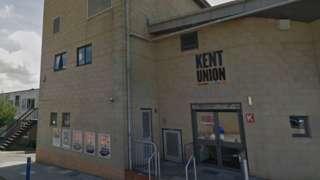 Kent Union's building