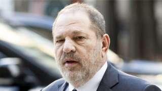 Harvey Weinstein in 2019