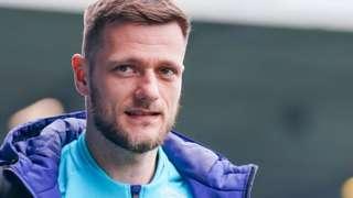 Leeds United captain Liam Cooper
