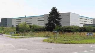 artist's impression of warehouse at Dummer