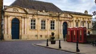 Northamptonshire County Hall, Northampton