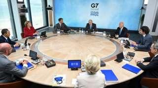 Shirkada madaxda G7