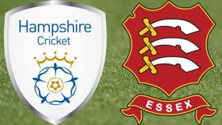 Hampshire v Essex