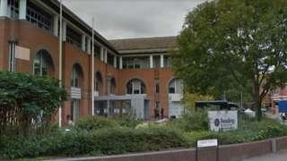 Reading Borough Council offices