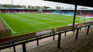 Glanford Park, Scunthorpe United's home since 1988