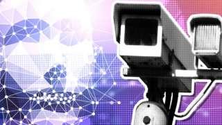 Surveillance camera and face