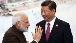 چین، انڈیا