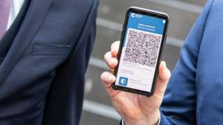 Digital Covid Certificate pass