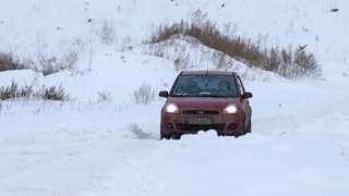 Ошибки водителя, состояние дороги - самые частые причины ДТП