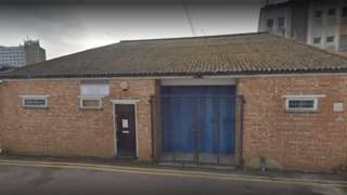 Former upholstery business at Wellstones, Watford