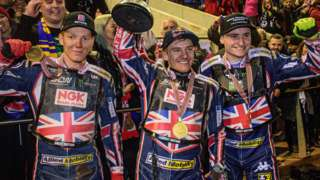 Great Britain crowned world champions after Speedway of Nations Grand Final