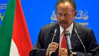 Olootu ijọba ilẹ Sudan, Abdalla Hamdok
