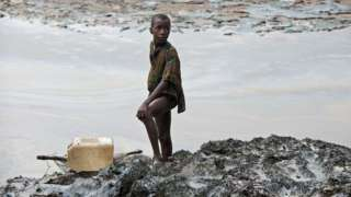 Shell in Nigeria: Polluted Bille & Oghale communities