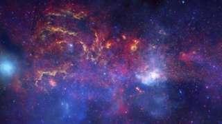 Imagem do espaço
