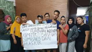 TKI, Malaysia, virus corona