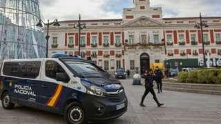 испан полициясы
