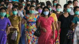 H1N1 ဗိုင်းရပ်စ်ကြောင့် နေ့စဉ်လူသေဆုံးမှုများရှိ