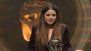 Gabrielle Creevy said she had not written a speech