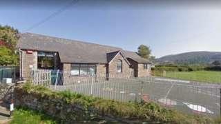 Llanbedr Church in Wales School in Crickhowell