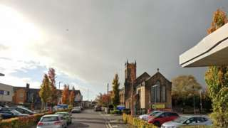 Church Terrace - generic image