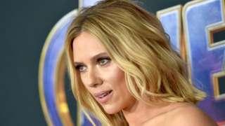Scarlett Johansson attends the World Premiere of Walt Disney Studios Motion Pictures Avengers: Endgame in Los Angeles in 2019