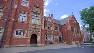 Methodist College in Belfast