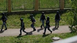 Стрілянина у школі в Росії в Казані