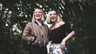 Frankie Elyse and Jozette set up DJ collective in Dundee