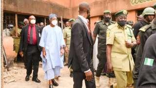 Nigeria Minister of Interior Rauf Aregbesola