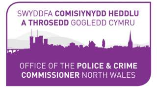 North Wales PCC logo