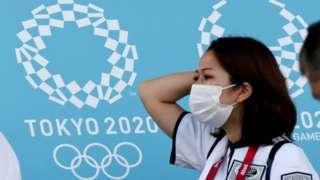2020东京奥运会推迟一年举行,史上第一次。