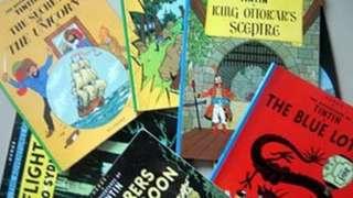 Truyện tranh Tintin