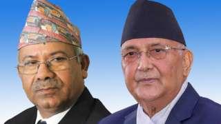 नेपाल र ओली