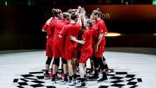 Belçika Kadın Basketbol Takımı