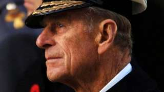Prince Philip Remembrance Day (2006)