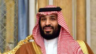 Saudi Arabia's Crown Prince Mohammed bin Salman. Photo: September 2019