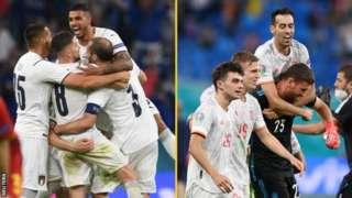 Đây là lần gặp nhau thứ bảy của hai đội tại Euro