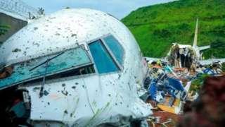 केरळ विमान अपघात