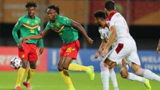 Cameroon vs Morocco