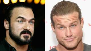 Drew McIntyre and Dolph Ziggler