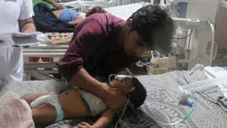 Many of the child victims who died in Gorakhpur were suffering from encephalitis