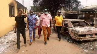 """""""Abia State curfew news today"""""""