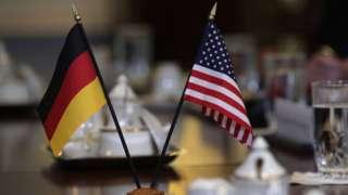 Переговоры министров обороны США и Германии