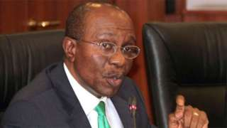 CBN govnor, Godwin Emefiele