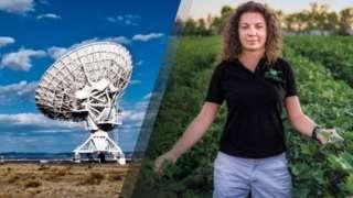 Космічний стартап. Українка, яка допомагає годувати весь світ